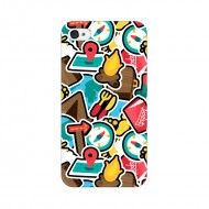 iPhone 4S Back Cover Case, Wasto Travel Design iPh...